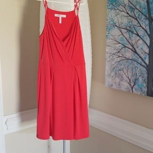 BCBGeneration dress with spaghetti straps.